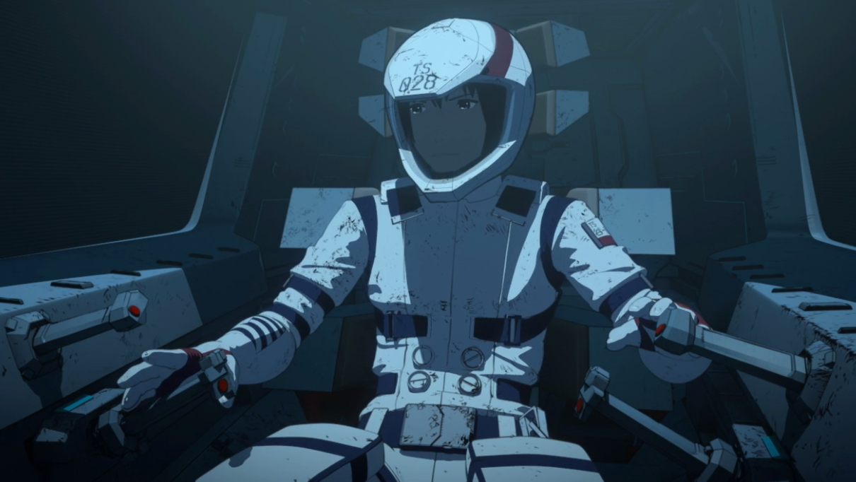 Knights of Sidonia is a good choice starting point for people who don't like anime