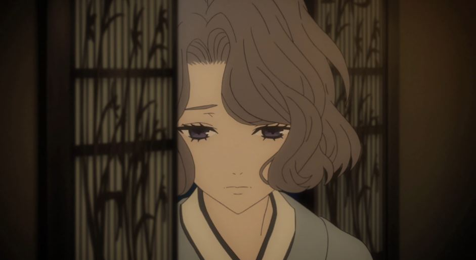 """Tomiko Asahina in From the New World """"Ages"""" Well"""