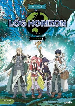 Log Horizon 2, Collection 1