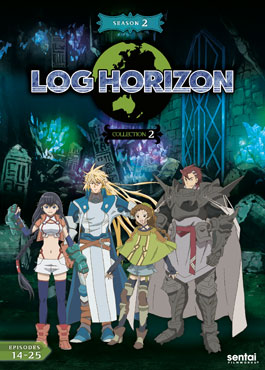 Log Horizon 2, Collection 2