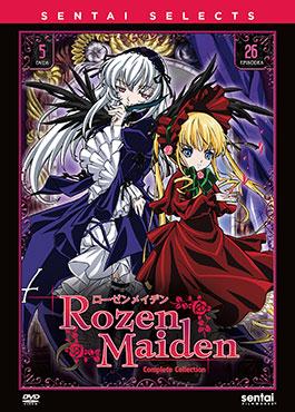 Rozen Maiden - Complete Collection