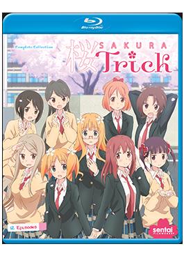 Sakura Trick BD