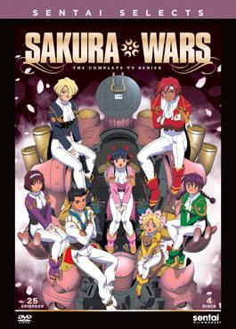 Sentai Selects: Sakura Wars
