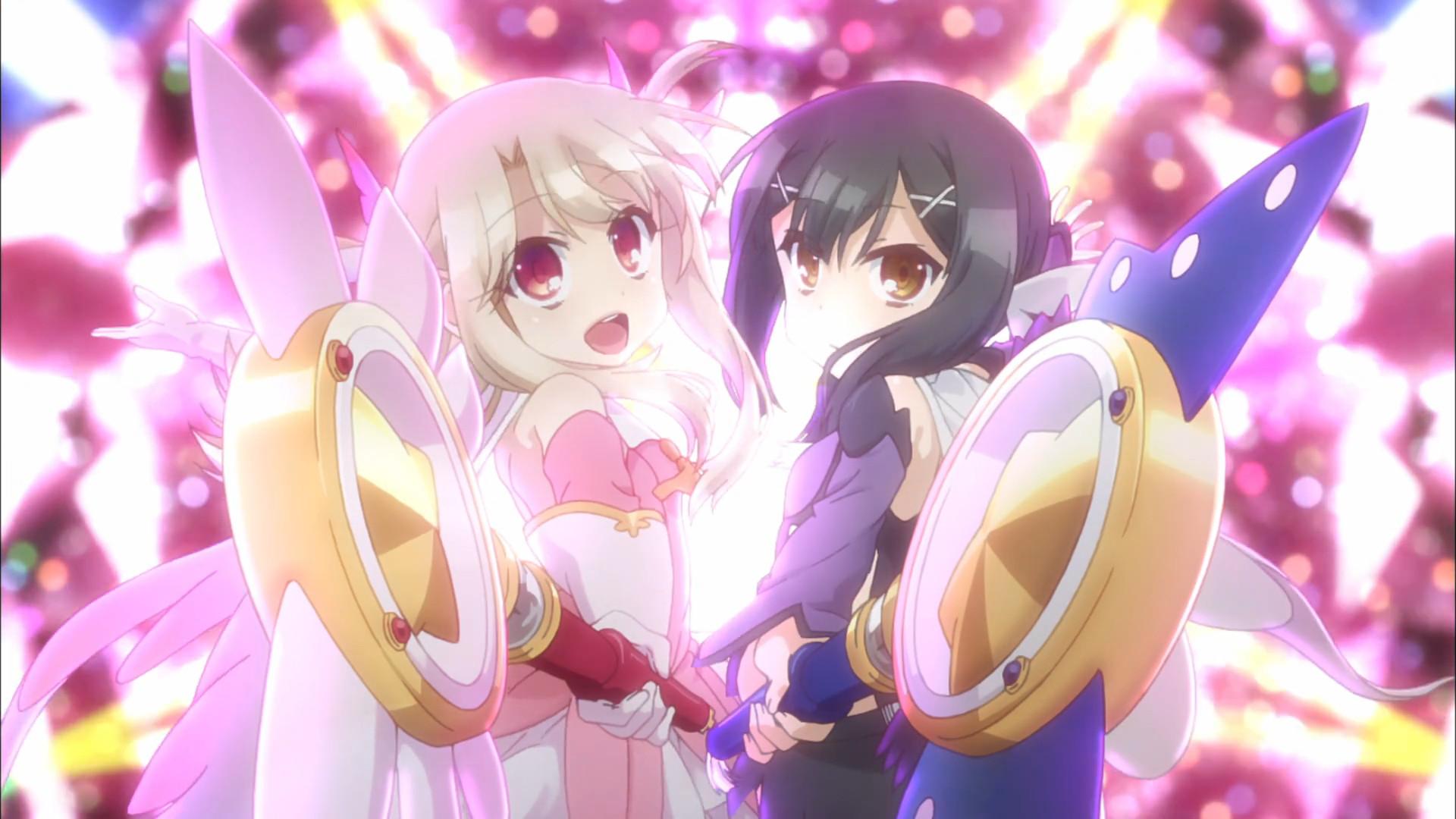 Sentai Filmworks Licenses Fate Kaleid Liner Prisma Illya 2wei