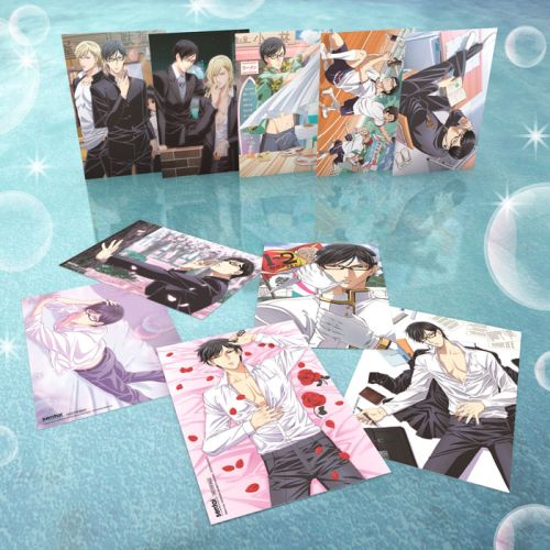 Haven't You Heard? I'm Sakamoto Art Cards