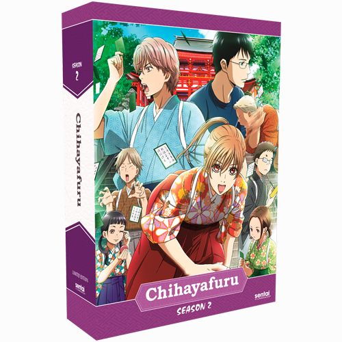 Chihayafuru Season 3: Sentai Filmworks' Official March 2018 Slate