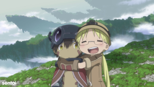 riko, reg, made in abyss