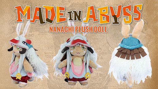 Nanachi plush doll