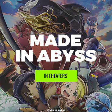 MADE IN ABYSS: Journey's Dawn in Select Theaters This March!