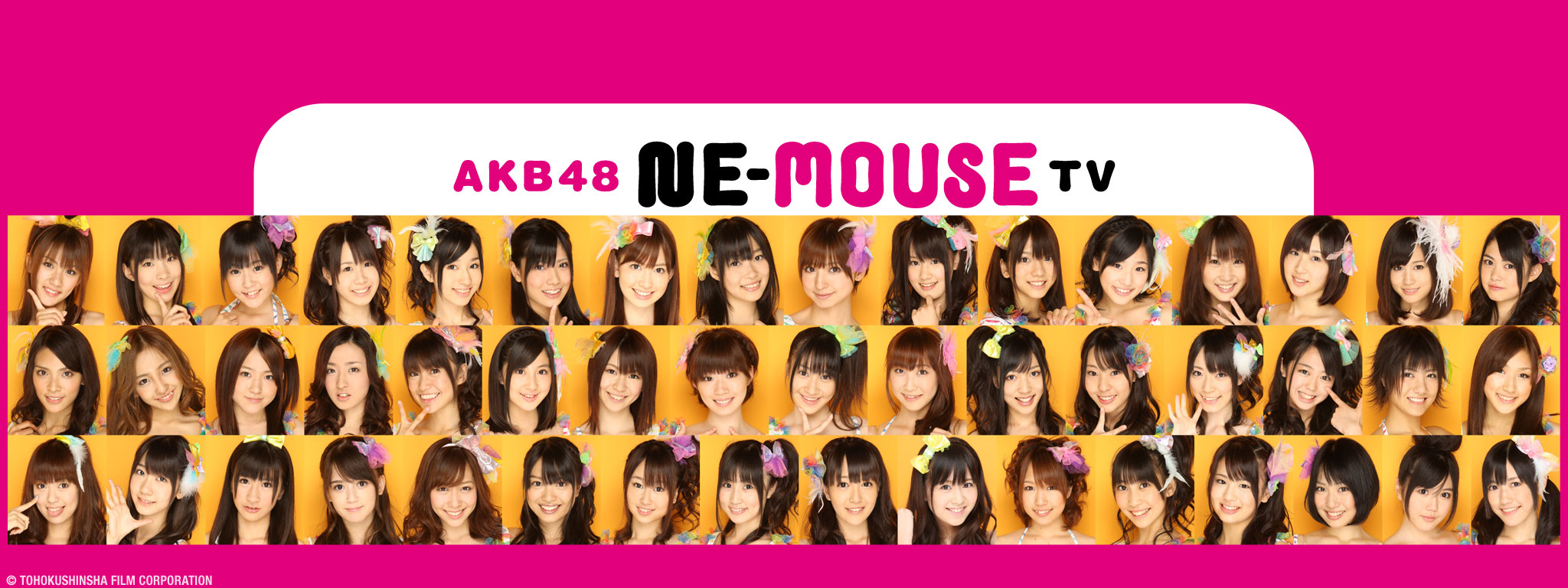 AKB48 Ne-Mouse TV Season 3