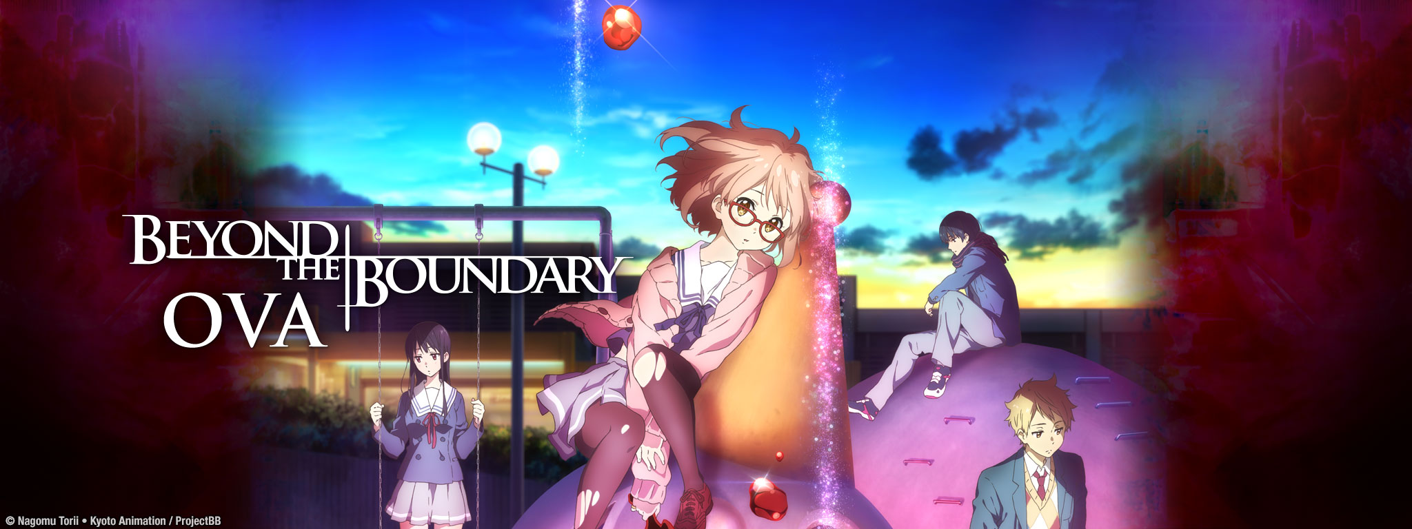 Beyond the Boundary OVA