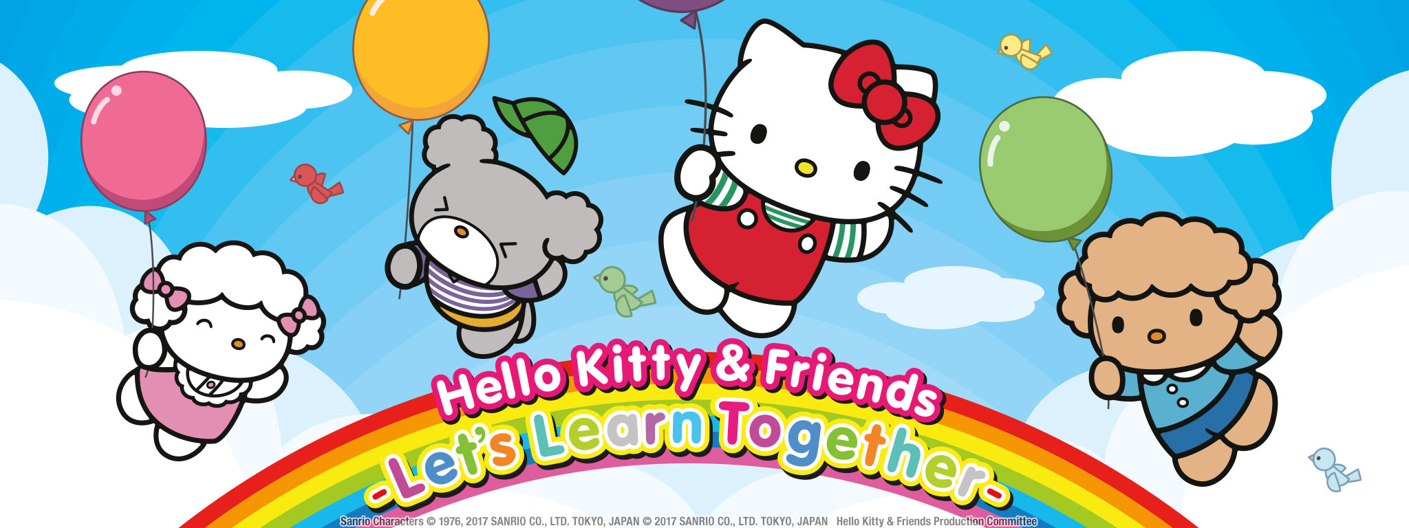 Hello Kitty & Friends - Let's Learn Together