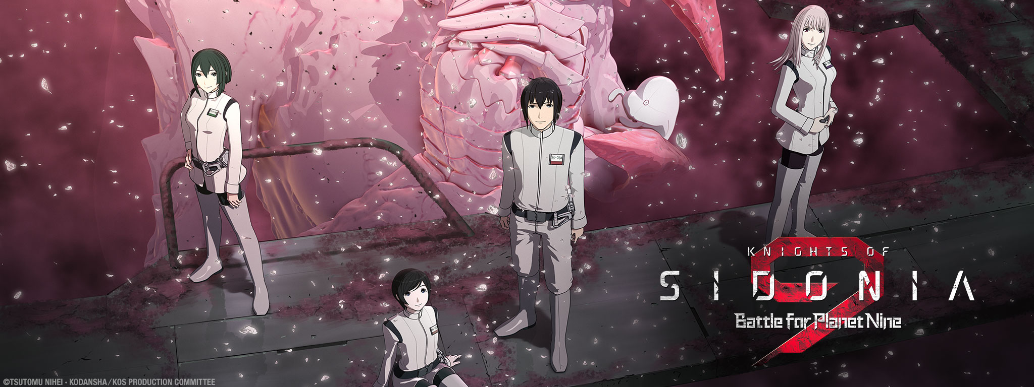 Knights of Sidonia Season 2: Battle for Planet Nine