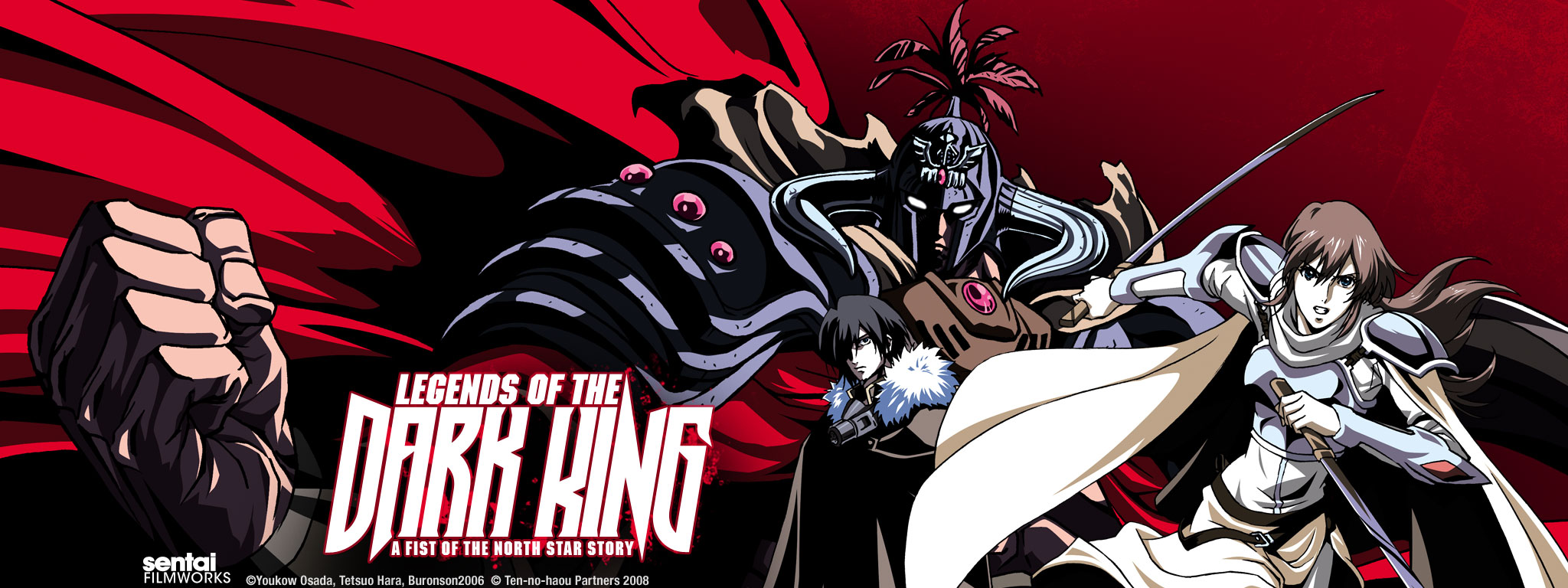 Legends of the Dark King ~ A Fist of the North Star Story