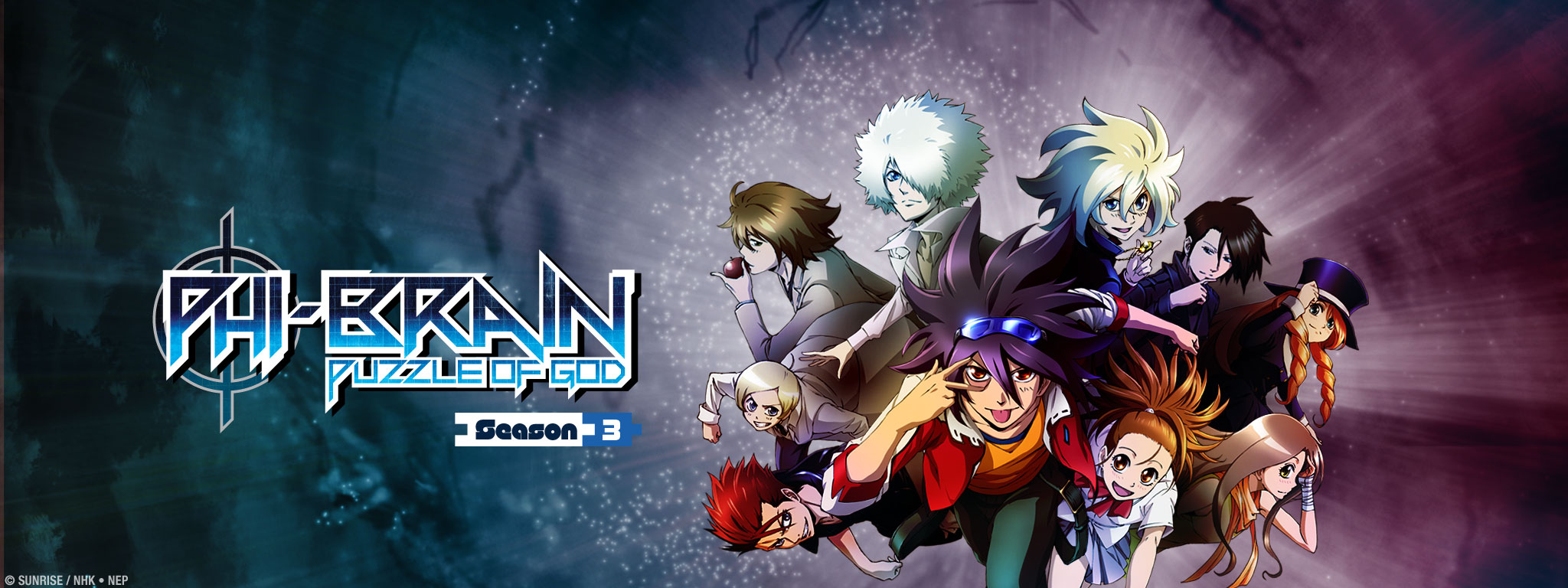 Phi-Brain ~ Puzzle of God Season 3