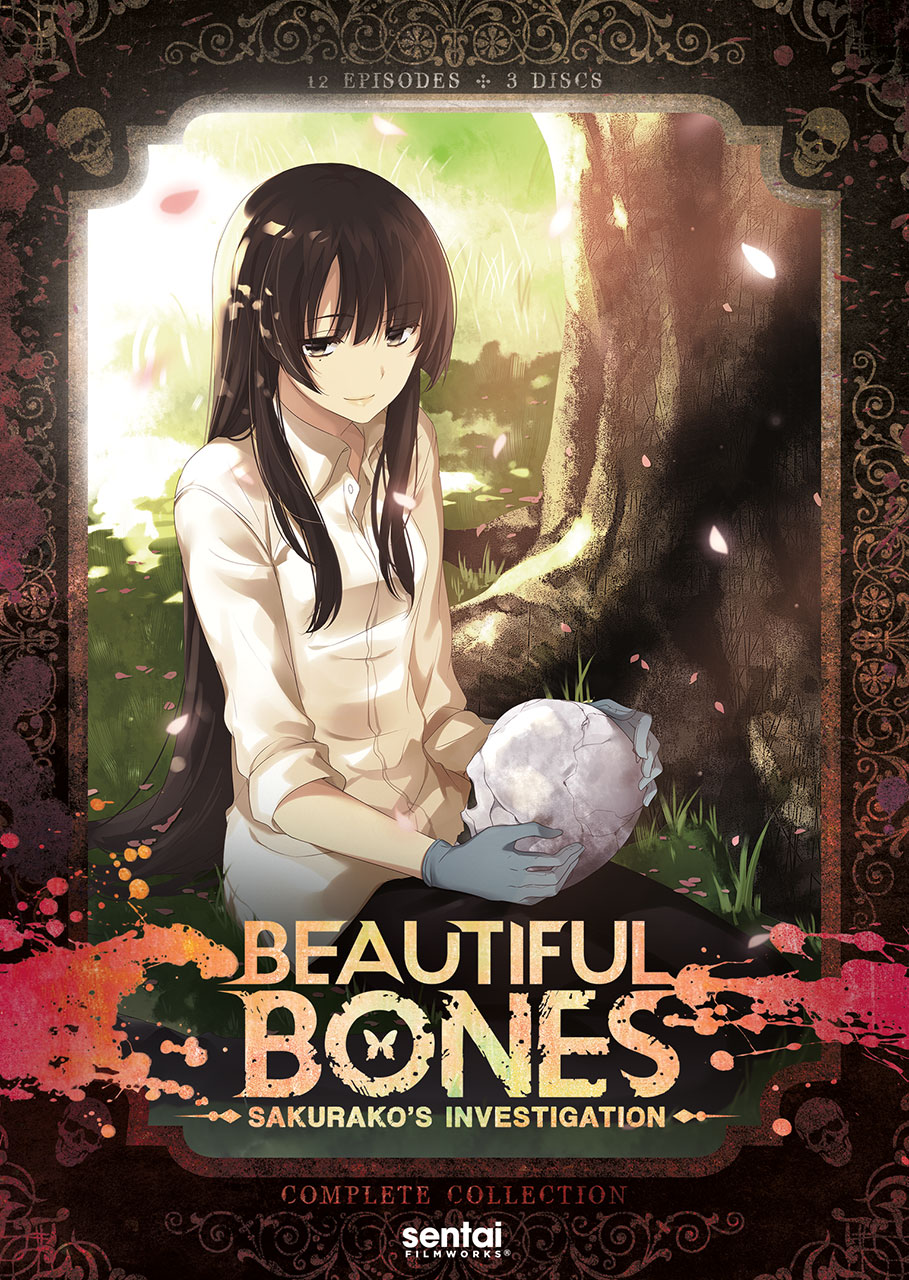 Beautiful Bones -Sakurako's Investigation- Complete Collection