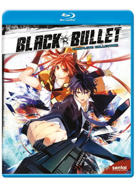 Black Bullet Complete Collection