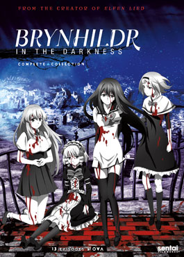 Brynhildr in the Darkness Complete Collection
