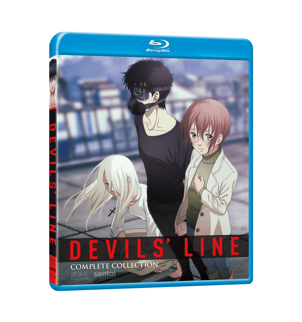 DEVILS' LINE Complete Collection Blu-ray