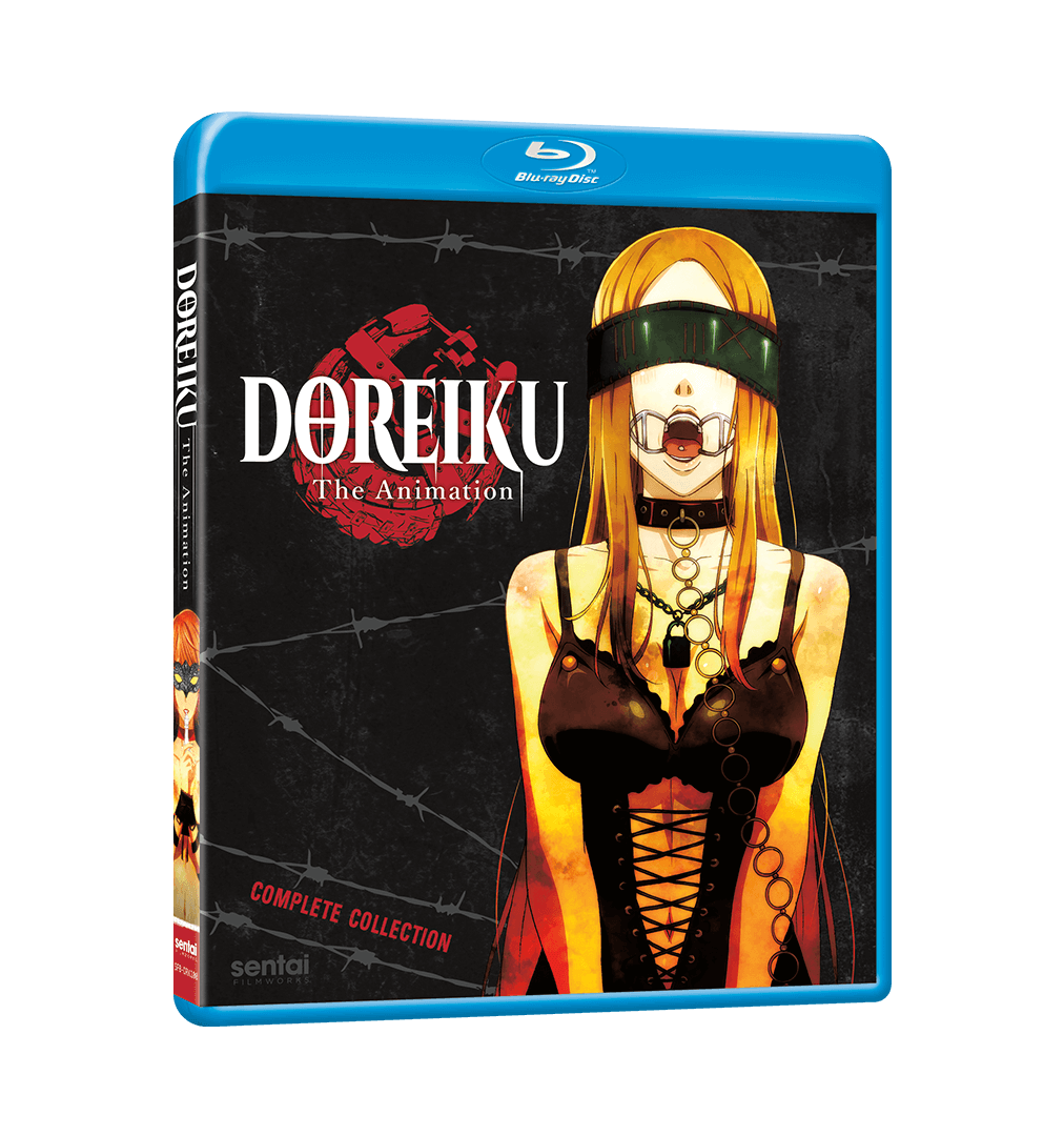 DOREIKU The Animation Complete Collection