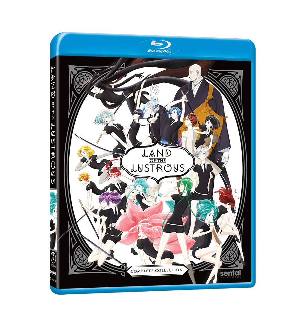 Land of the Lustrous Complete Collection