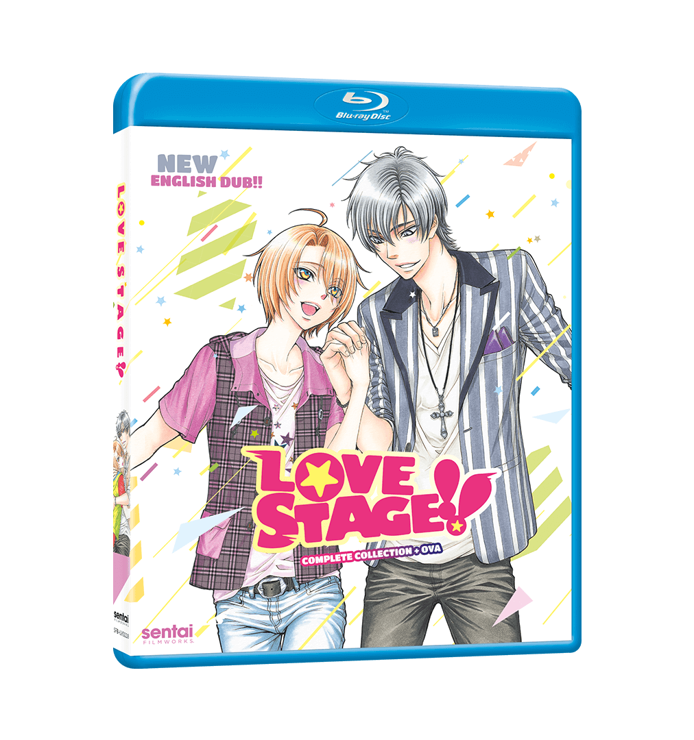 Love Stage!! Complete Collection Blu-ray