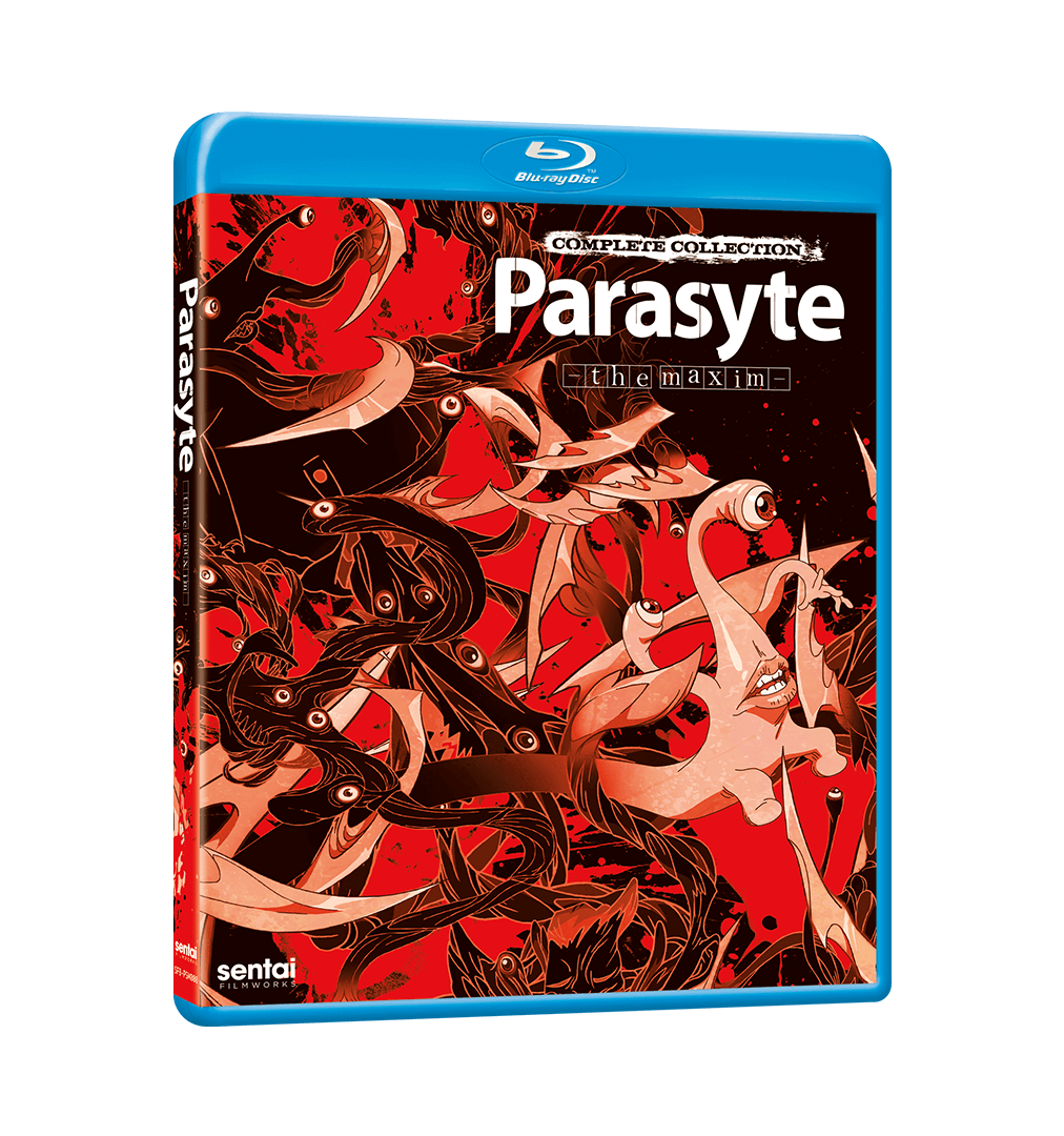 Parasyte -the maxim- Complete Collection