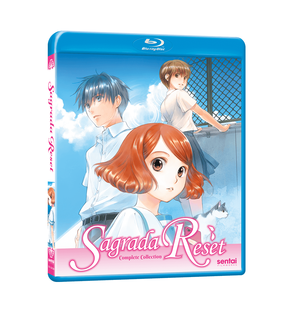 Sagrada Reset Complete Collection