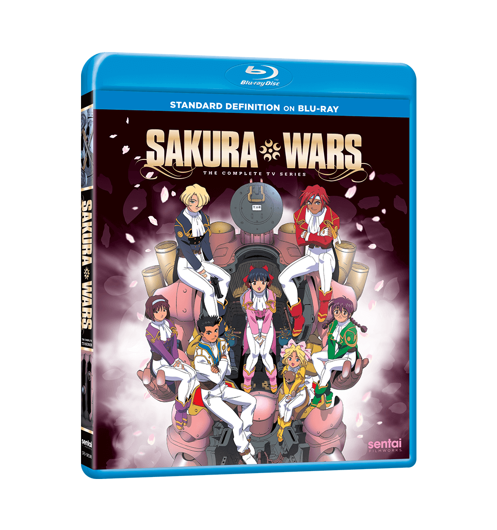Sakura Wars Complete Collection SD Blu-ray