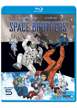 Space Brothers Collection 5