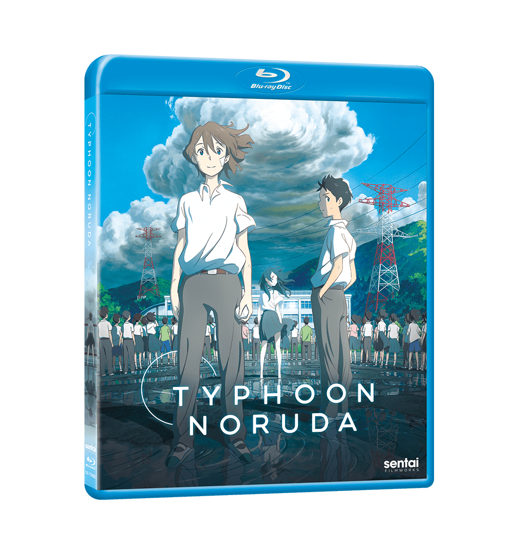 Typhoon Noruda Theatrical