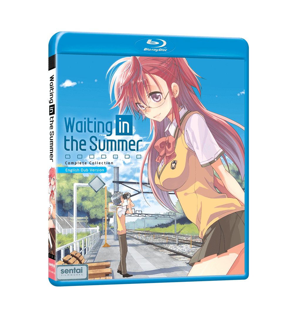 Waiting in the Summer Complete Collection Blu-ray